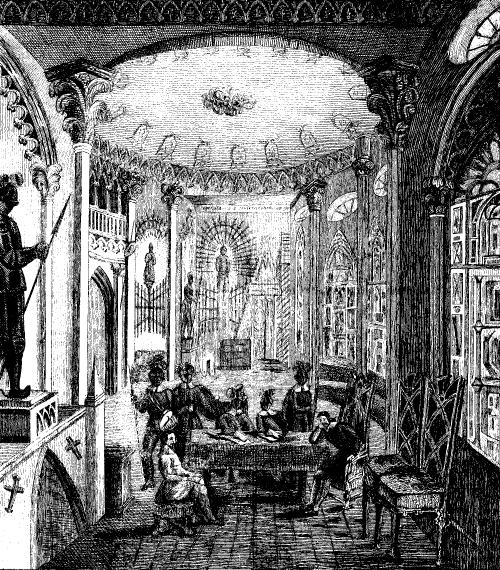 """Zbrojownia rogalińska, w: """"Przyjaciel Ludu"""", 20 (14 XI 1840)"""