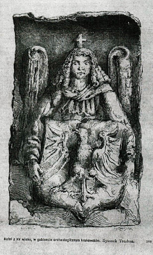 Michał Żmigrodzki, Zabytki ze zbiorów Gabinetu Archeologicznego UJ, 1877
