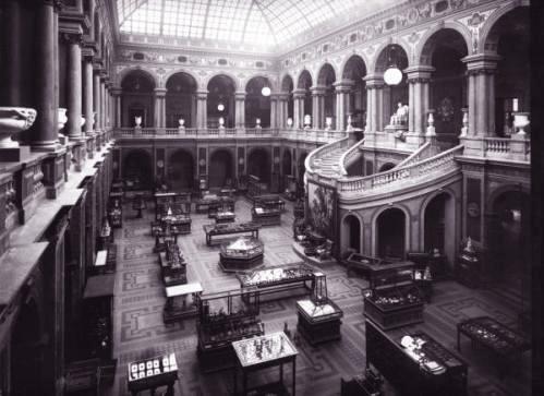 Muzeum Sztuki Dekoracyjnej i Rzemiosła Artystycznego w Petersburgu (wg. projektu Maksymiliana Mesmachera), 1904