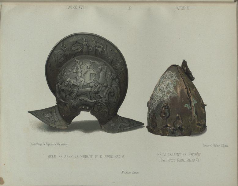 Szyszak. Wzory sztuki średniowiecznej, serya III, t. V, VI.