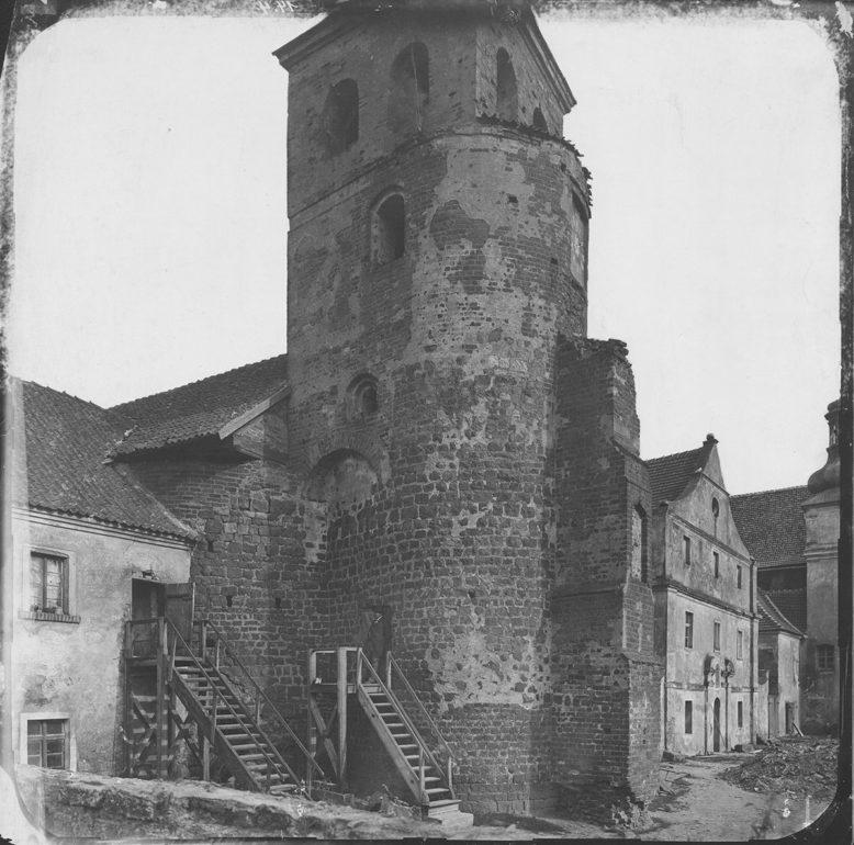 Strzelno, 1887