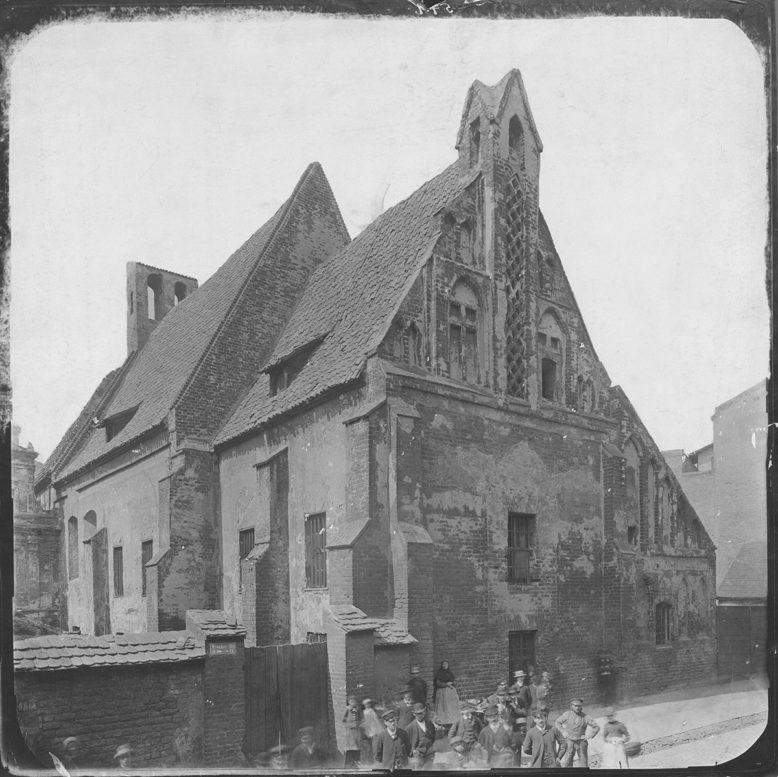 Poznań, Katarzynki, 1887